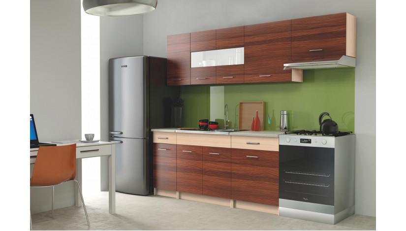 ALINA 240 cm Virtuvės baldų komplektas