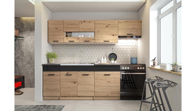 ALINA 240 virtuvės baldų komplektas