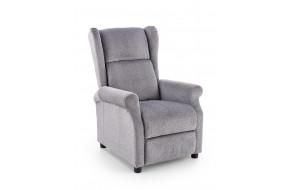 AGUSTIN-M fotelis su relax Pelenų
