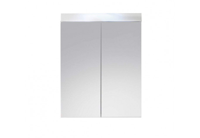 AMANDA Pakabinama Vonios spintelė 2D su veidrodžiu 405