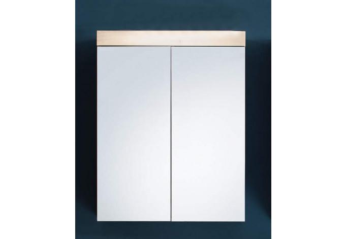 AMANDA Pakabinama Vonios spintelė 2D su veidrodžiu