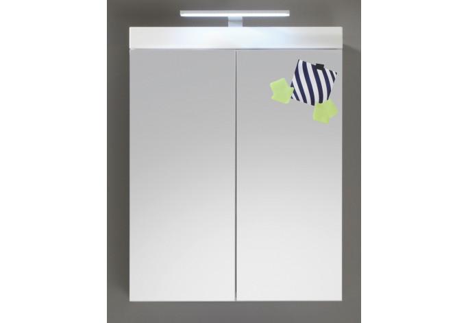 AMANDA Vonios baldų komplektas 90101 + LED