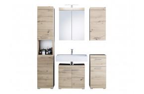 AMANDA Vonios baldų komplektas + LED 903