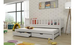 Amelka 80 x 160/150 cm Dvigulė lova