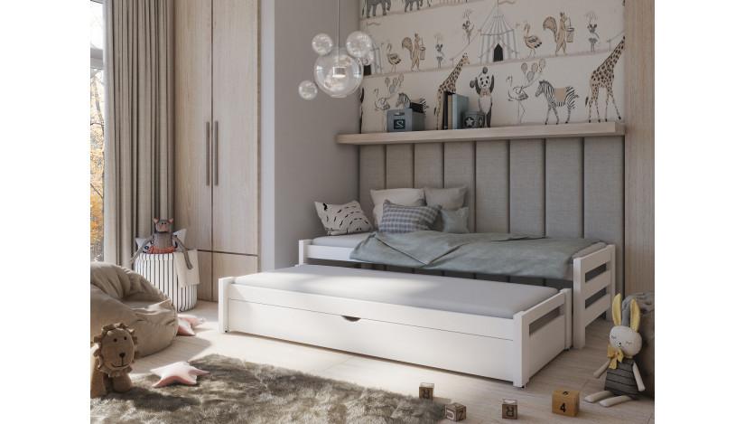 ANIS Dvigulė lova 80 x 180/170 cm