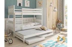 ANKA Trivietė lova 90 x 200/190 cm