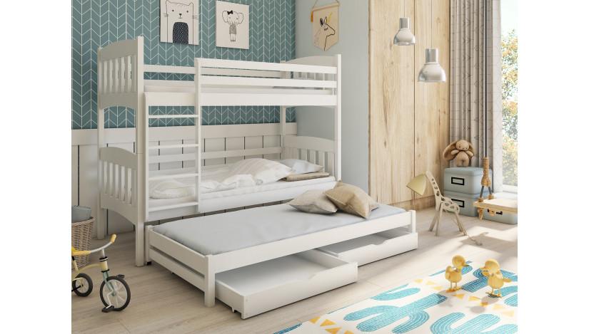 ANKA Trivietė lova 80 x 160/150 cm