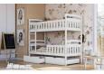 ANTOS Dviaukštė lova 80 x 200 cm