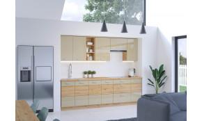 Artisan Cappucino 260 Virtuvės baldų komplektas