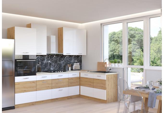 Artisan Balta 445 Virtuvės baldų komplektas Kampinis