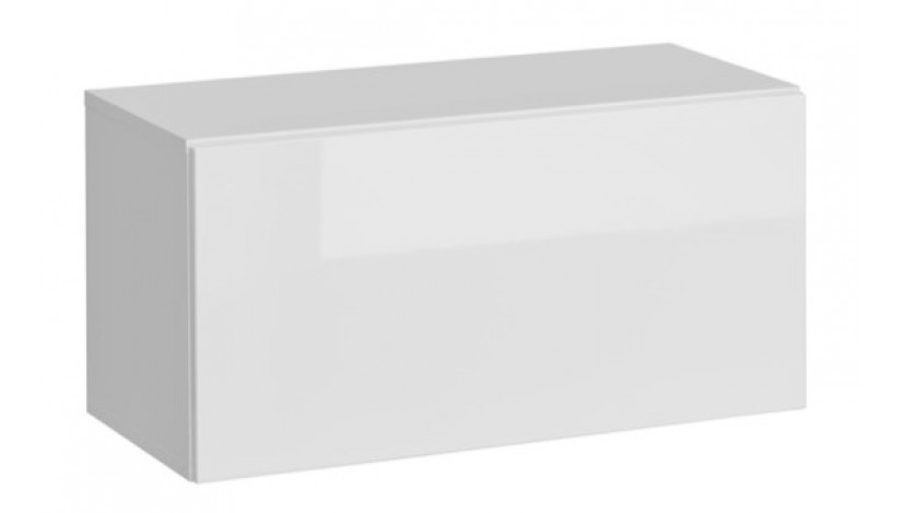 Blox SW21 Spintelė pakabinama balta blizgi