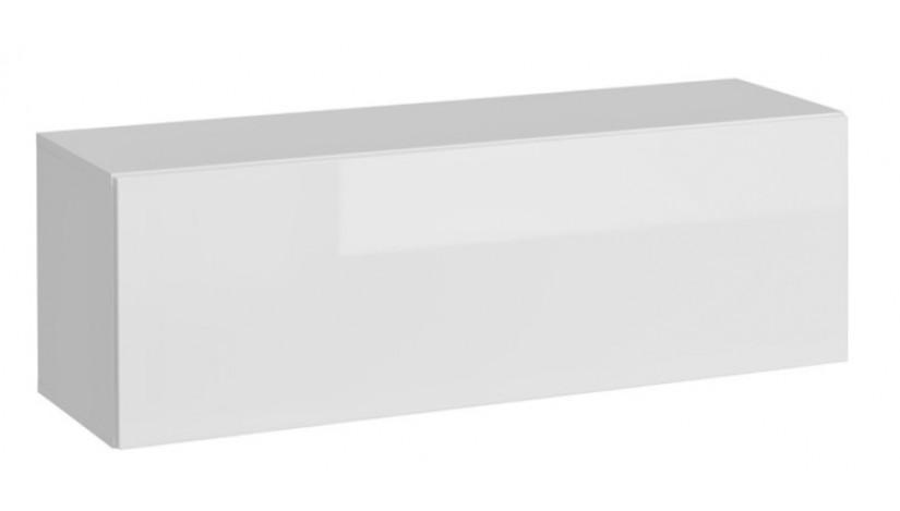 Blox SW22 Spintelė pakabinama balta blizgi