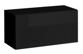 Blox SW21 Spintelė pakabinama juoda blizgi
