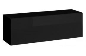 Blox SW22 Spintelė pakabinama juoda blizgi