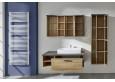 BAY Vonios baldų komplektas su praustuvu 902