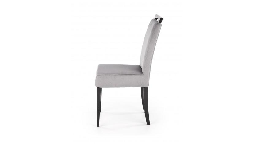 CLARION 2 kėdė medinė Juoda / Monolith 85
