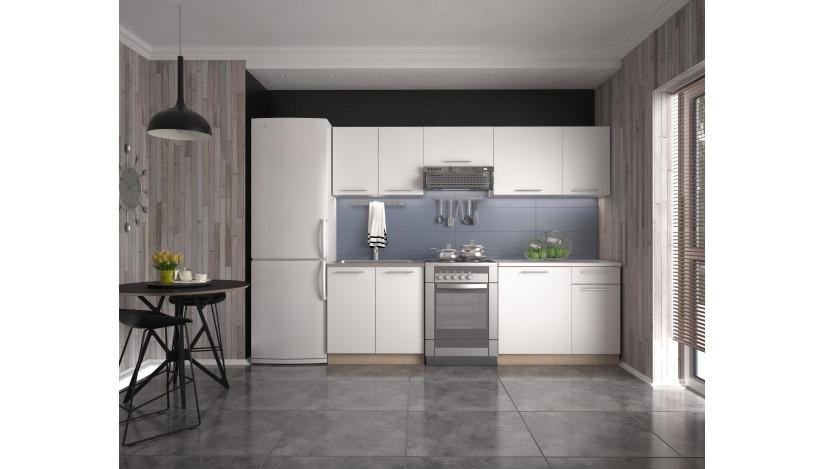 DARIA 240 cm Virtuvės baldų komplektas