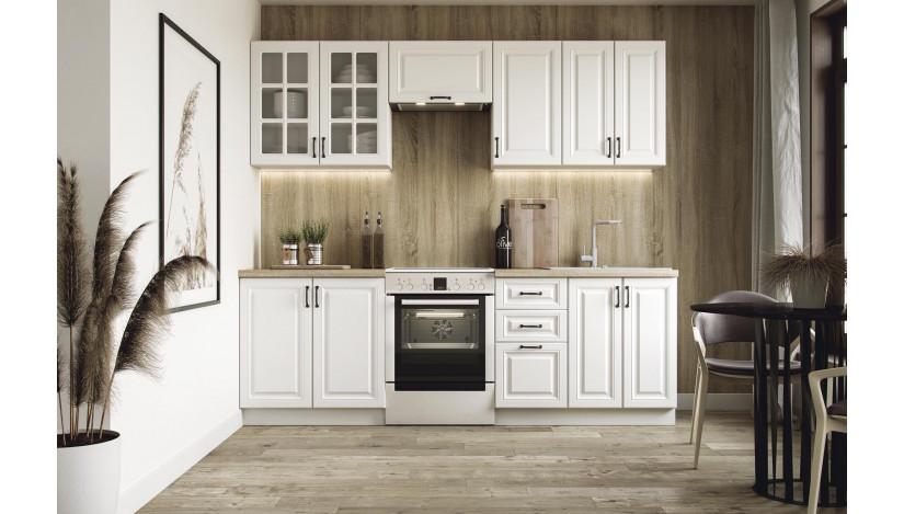 ELIZABETH 240 virtuvės baldų komplektas