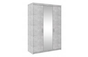 ELENA 3D Spinta su veidrodžiu betonas