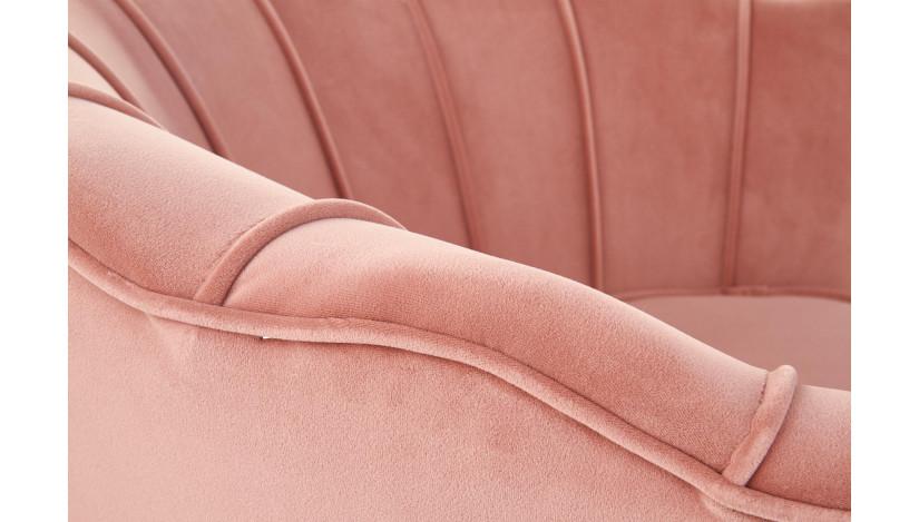 AMORINITO Fotelis rožinis