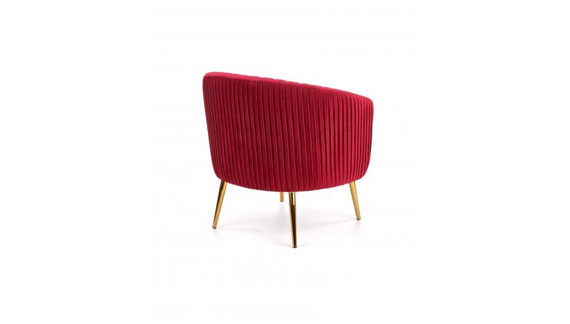 CROWN Fotelis bordinė / auksinė