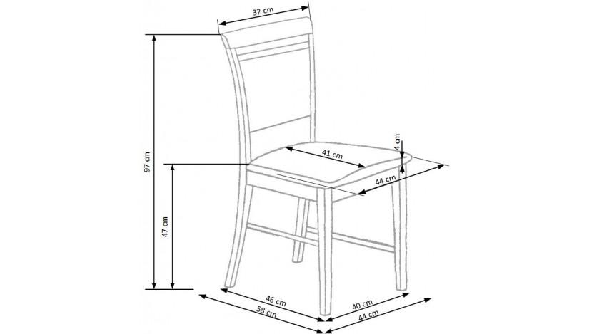ALBERT Kėdė medinė