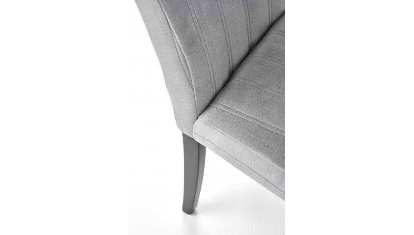 DIEGO 2 Kėdė medinė juoda / pelenų monolith 85