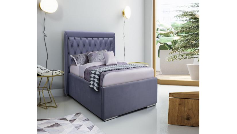 MADERA 90 x 200 viengulė lova be patalynės dėžės
