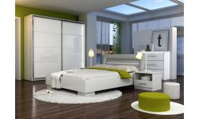 Malaga Miegamojo baldų komplektas