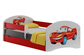 Super Car 20S Viengulė lova