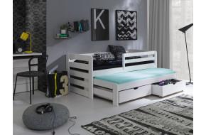 Senso 90 x 200/190 cm Dvigulė lova