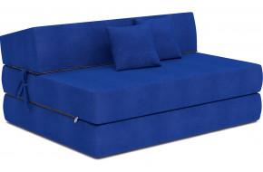 ALEX sofa čiužinys 121 cm mėlyna 36