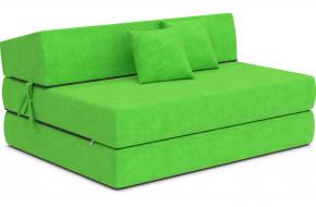 ALEX sofa čiužinys 121 cm žalia 62