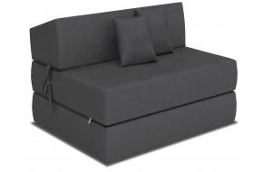 ALEX sofa čiužinys 71 cm tamsiai pilka 82