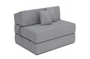 ALEX sofa čiužinys 71 cm pilka 50