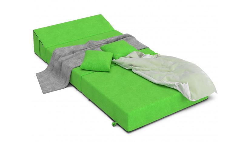 ALEX sofa čiužinys 71 cm žalia 62