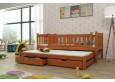 Amelka 90 x 200 cm Dvigulė lova