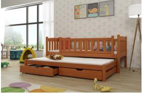 Amelka 90 x 190 cm Dvigulė lova