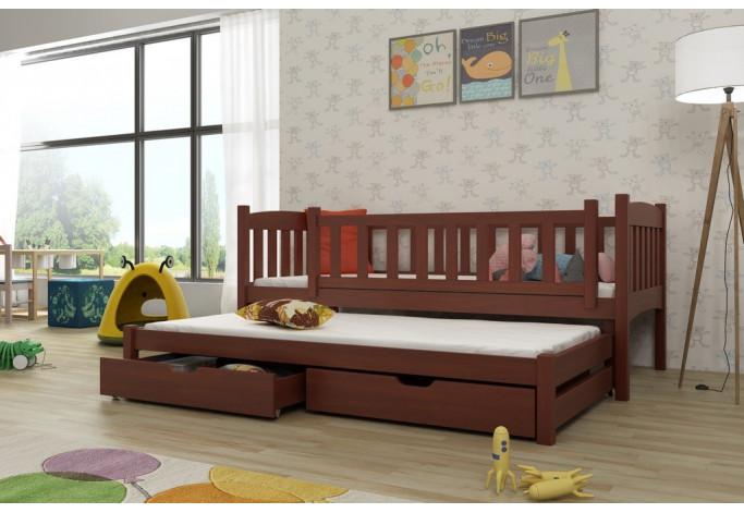 Amelka 80 x 160 cm Dvigulė lova