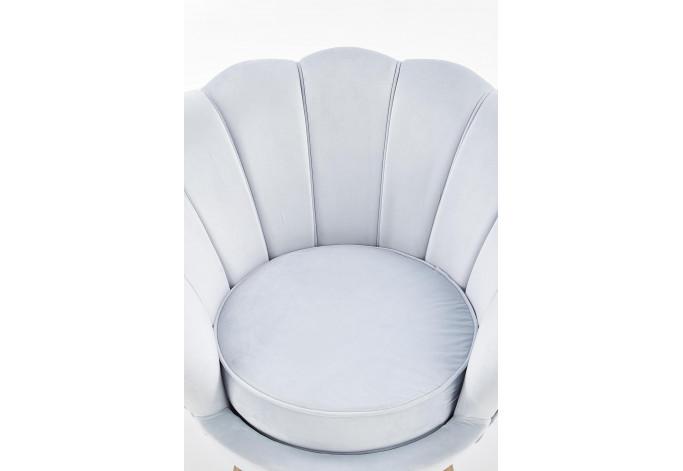 AMORINO Fotelis mėlynas