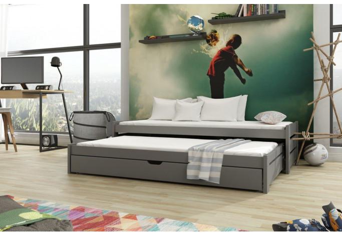 Anis 80 x 160 cm Dvigulė lova