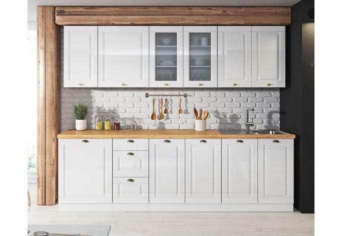 Virtuvės baldų komplektas pagal individualų projektą