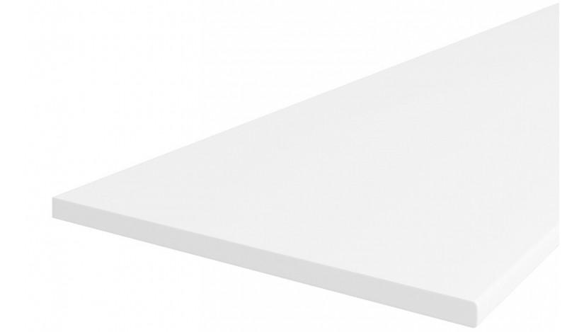 Baltas D0101 50 cm Stalviršis 28/900 mm