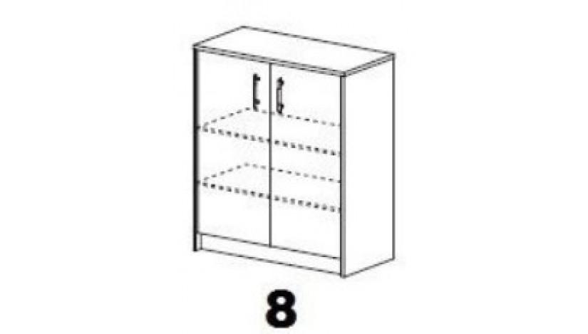 Batų Dėžė 8