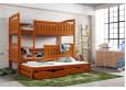 Blanka trivietė lova
