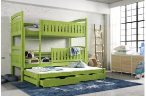Blanka 90 x 190 cm Trivietė lova