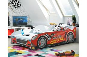 CARS Viengulė Lova 80 x 160