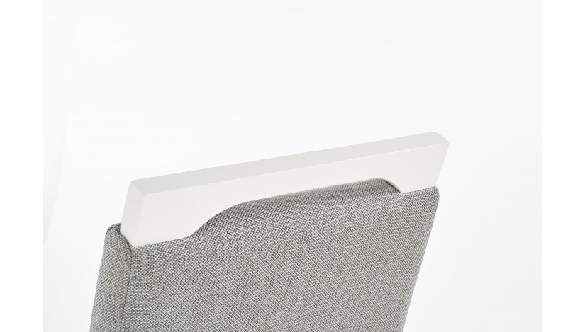 CLARION Kėdė balta / Inari 91 pilka