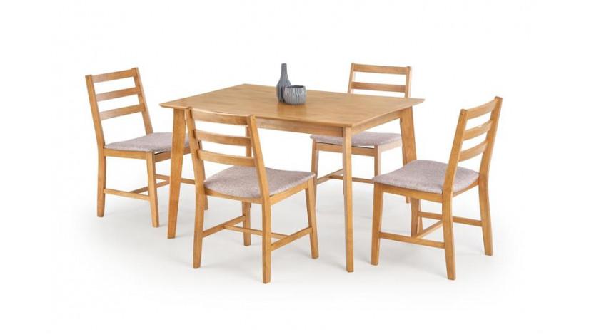 CORDOBA Stalas + Kėdės komplektas