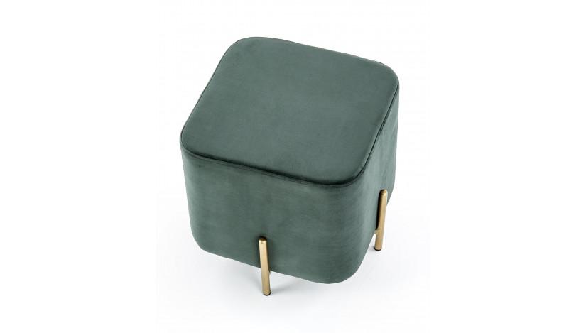 CORNO Pufas tamsiai žalias